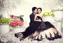 Jeff - Cath Prewedding by Goldy Photography