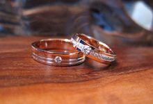 Craig & Susanty Knight by Fiftyseven Diamond Jewellery