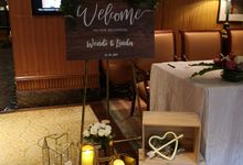 Welcome Area Styling by Jcraftyourevents by Jcraftyourevents