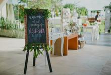 Wedding Saira & Yusuf by Beyond Decor Company