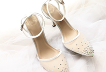 Pointy heels /wedges /flat shoes /platform heels by Wen Custom & Bridal Shoes