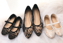 Shoes for Flower girl (couple) by Wen Custom & Bridal Shoes