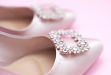 High heels by Wen Custom & Bridal Shoes