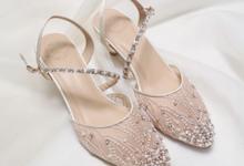 Heels 5-10cm by Wen Custom & Bridal Shoes