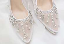 Wen Custom & Bridal Shoes (Platform heels) by Wen Custom & Bridal Shoes