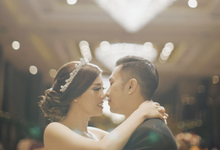 MICHAEL JESSICA WEDDING by bridestore indonesia