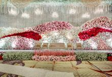 The wedding of Matthew & Lavinia by Vica Decoration
