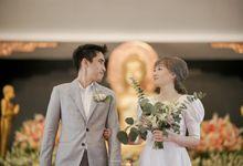 Wedding of Aldo & Elisabeth @Hours Coffee & More by Sola Fide Organizer