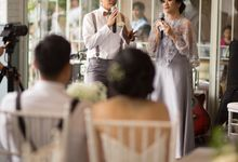 Aska & Adel Wedding Day by Vedie Budiman