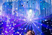 The Wedding Joe & Agnes by EPIC ART