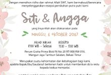 E-INVITATION SITI by ideberideproject