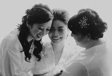 Wedding of William & Airin by Yantica Ngan