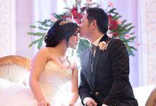 Wedding of  Simon  and Novita by Ohana Enterprise
