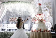 Danny & Jessica by Treasure Wedding Planner & Organizer