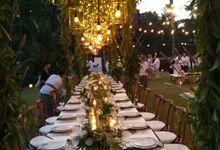 Villa Sanctuary Wedding by Luna Events and Decor
