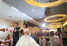 Wedding Rudy & Candy - 28 Oktober 2017 by Kirana Two Function Hall