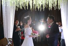 Wedding Mica & Hendri - 22 Oktober 2017 by Kirana Two Function Hall