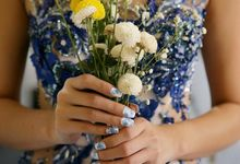 Wedding Nails (2) by Slovencya Nails