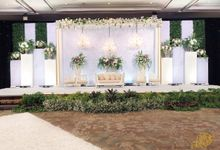 The Wedding of  Timo & Gaby by Alleka Design