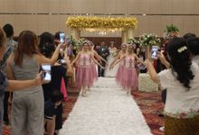 Wedding of  Andry and Febe by Ohana Enterprise