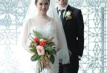 Wedding of  Egan and Jessy by Ohana Enterprise