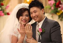 The Wedding Of Edison & Devina by Lummy Organizer