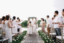ANDREW & STEPHANIE | THE SECRET GARDEN by Bali Signature