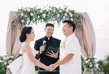 ANDREW & STEPHANIE | THE SECRET GARDEN by Bali Signature
