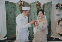 WEDDING CEREMONY OF ANGGINA & JUSTIN by DIY Planner
