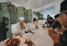 WEDDING CEREMONY OF ANGGINA & JUSTIN by DIY Planner