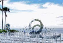 Alila Villas Uluwatu - Wedding of Wu Zhong Qi & Zhang Duan Rai by Alila Hotels and Resorts (Bali)