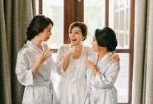 Karang Putih for Esther & Endriko by Nagisa Bali