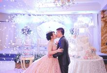 The Wedding Of Edo & Bernadette by Finest Organizer