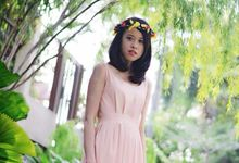 FLower Crown for Bridesmaid by El Jardin