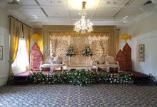 Wedding of Talitha & Fredy by The Hermitage Jakarta by Marriot International