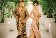 ADI PRE WEDDING PHOTOSHOOT by Rumah Luwih Beach Resort