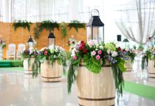 Wedding of Ibad & Cindy by FELFEST - Faculty Club Universitas Indonesia