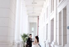 Wedding of  Felix and Yerika by Ohana Enterprise