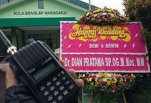 The Wedding of Dewi & Arifin by Handy Talky Rental bbcom