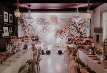 The Engagement of Han and Olivya by Grand Orchid Decoration