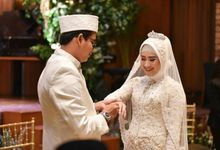 PRILLA & IQBAL - AKAD NIKAH by Promessa Weddings