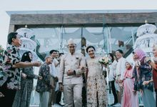 Bimo & Nabilah Wedding by Four Points by Sheraton Bali, Ungasan