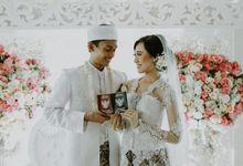 Ikhmatiar & Dilla Akad Nikah by Impressions Wedding Organizer