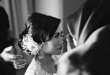 Hikmatiar & Dilla Preparation by Impressions Wedding Organizer
