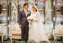 Pandu & Dita Wedding by Rama Dauhan Design Studio