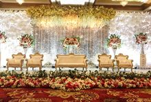 Wedding of Yonald & Lina  April 22th 2018 by RedTop Hotel and convention centre