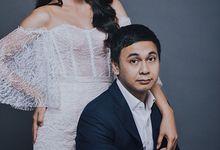 Prewedding of Raditya Dika and Anissa Aziza by Laurent Agustine by LOTA