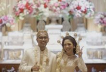 Deasy and Obi Wedding by JET Wedding Organizer