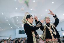 Adinda & Hafidz Wedding at Best Western by Warna Project