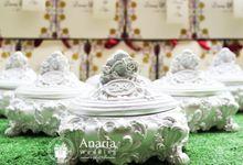 Danvy & Ajie Weding Favors by Anaria Wedding